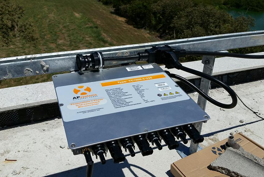 Imagem Tecnologia MLPE - como os microinversores se tornaram referência no mercado fotovoltaico
